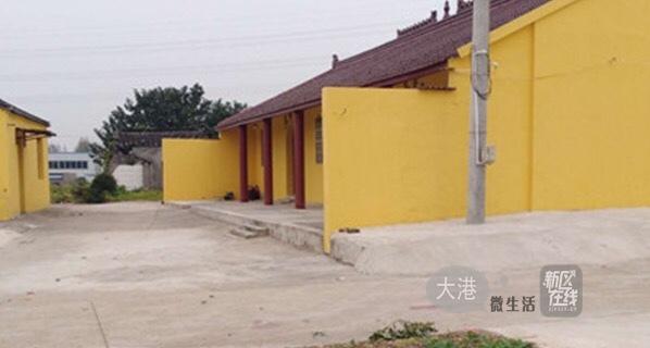 """新区葛村重修""""昭烈行宫"""" ,据说这是刘备孙尚香度蜜月的地方"""